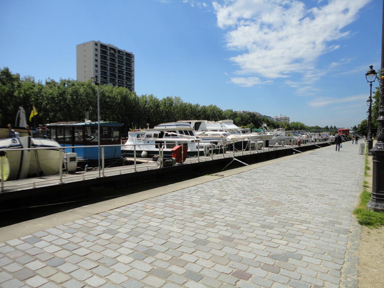 Halte de la Villette